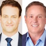 Dr Greg Wells and Bruce Bowser