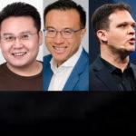 Danny Goh Terence Tse Mark Esposito