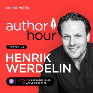 author hour featuring Henrik Werdelin